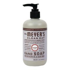 MRS. MEYER'S LAVENDER LIQUID HAND SOAP 12.5 OZ PUMP BOTTLE