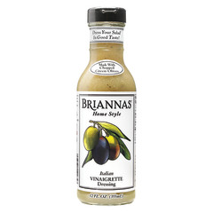 BRIANNAS ITALIAN VINAIGRETTE DRESSING 12 OZ BOTTLE