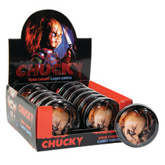 CHILDSPLAY - TIN - CHUCKY - 1.2OZ