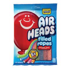 AIRHEADS FILLED ROPES 5 OZ PEG BAG