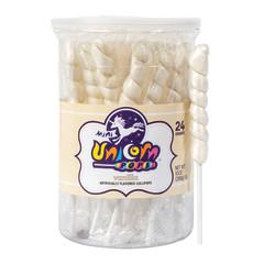 MINI UNICORN WHITE VANILLA POP 10 OZ TUB