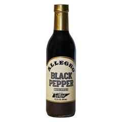 ALLEGRO BLACK PEPPER MARINADE 12.7 OZ BOTTLE