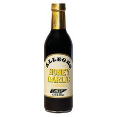 ALLEGRO HONEY GARLIC MARINADE 12.7 OZ BOTTLE