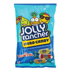 JOLLY RANCHER TROPICAL 6.5 OZ PEG BAG