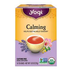 YOGI TEA CALMING TEA 16 CT BOX