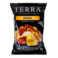 TERRA CHIPS ORIGINAL CHIPS 6.8 OZ BAG