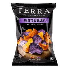 TERRA CHIPS SWEETS & BLUES 5.75 OZ BAG