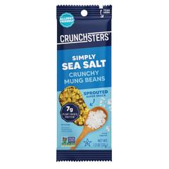 CRUNCHSTERS SEA SALT 1.3 OZ PEG BAG