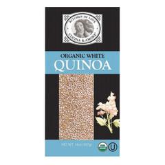 CUCINA & AMORE ORGANIC WHITE QUINOA 14 OZ BOX