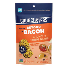 CRUNCHSTERS BEYOND BACON 4 OZ POUCH