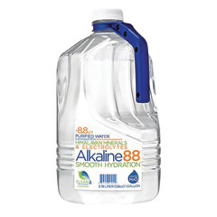 ALKALINE88 SMOOTH HYDRATION ALKALINE WATER 1 GALLON JUG