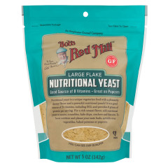 BOB'S RED MILL NUTRITIONAL YEAST 5 OZ POUCH