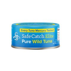 SAFE CATCH ELITE PURE WILD TUNA 5 OZ CAN