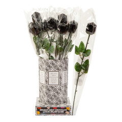 GOTHIC CHOCOLATE ROSES 0.63 OZ