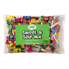 CLEVER CANDY SWEET & SOUR MIX 30 OZ BAG