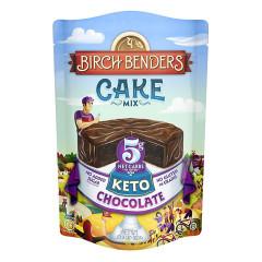 BIRCH BENDERS KETO CHOCOLATE CAKE MIX 10.9 OZ POUCH