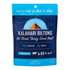 KALAHARI BILTONG GARLIC BEEF 2 OZ POUCH