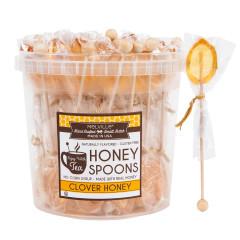 HONEY SPOONS CLOVER HONEY 0.4 OZ
