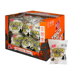 HALLOWEEN POPCORN BALL 1 OZ BAG