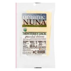 ORGANIC NUNA PRE-SLICED MONTEREY JACK CHEESE 5 OZ PACK