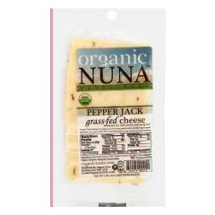 ORGANIC NUNA PRE-SLICED PEPPER JACK CHEESE 5 OZ PACK