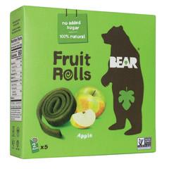 BEAR REAL FRUIT YOYOS APPLE 3.5 OZ BOX