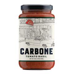 CARBONE TOMATO BASIL PASTA SAUCE 24 OZ JAR