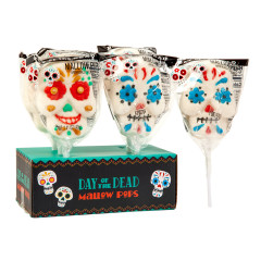 DAY OF THE DEAD MARSHMALLOW 1.41 OZ POP