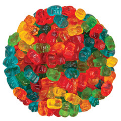 CLEVER CANDY MINI GUMMY BEARS