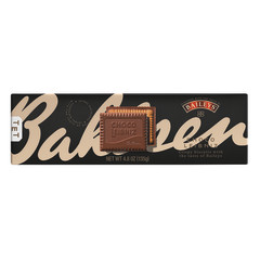 BAHLSEN CHOCO LEIBNIZ COOKIES WITH THE TASTE OF BAILEY'S 4.8 OZ BOX