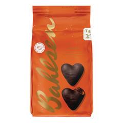 BAHLSEN AKORA FRUIT FILLED GINGERBREAD DARK CHOCOLATE 7.9 OZ BAG