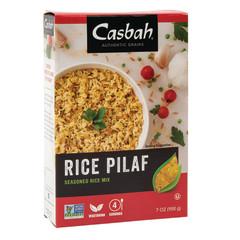 CASBAH RICE PILAF 7 OZ BOX