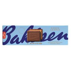 BAHLSEN LEIBNIZ MILK CHOCOLATE BISCUIT 4.4 OZ
