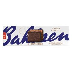 BAHLSEN LEIBNIZ DARK CHOCOLATE BISCUIT 4.4 OZ