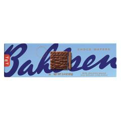 BAHLSEN MILK CHOCOLATE WAFERS 4.6 OZ BOX