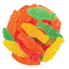 CLEVER CANDY ASSORTED SOUR FISH