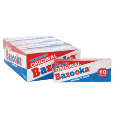 BAZOOKA ORIGINAL GUM 2.11 OZ