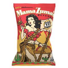 ROUTE 11 MAMA ZUMA'S REVENGE CHIPS 2 OZ BAG