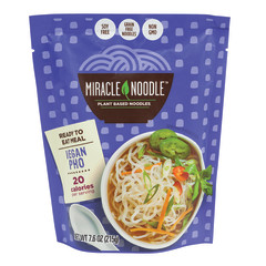 MIRACLE NOODLE READY TO EAT VEGAN PHO MEAL 7.6 OZ POUCH