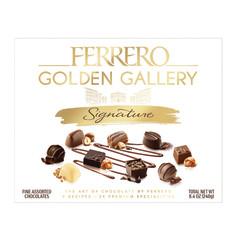 FERRERO GOLDEN GALLERY 8.5 OZ BOX