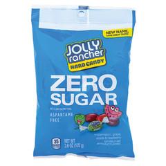 JOLLY RANCHER ZERO SUGAR 3.6 OZ PEG BAG