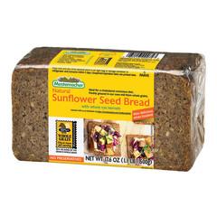 MESTMACHER SUNFLOWER SEED BREAD 17.6 OZ