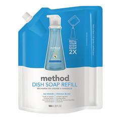 METHOD FOAMING GEL DISH SOAP REFILL SEA MINERALS 34 OZ