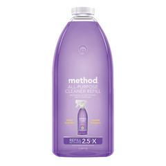 METHOD ALL PURPOSE CLEANER REFILL FRENCH LAVENDER SCENT 68 OZ