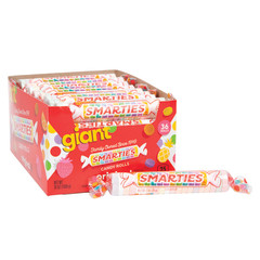 SMARTIES GIANT ROLL 1 OZ