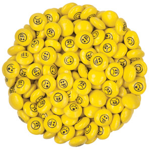CLEVER CANDY EMOJI PARTY DROPS