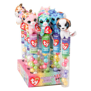 b5be0b17d6 TY BEANIE BOO S TOPPER WITH GUMBALLS 0.71 OZ