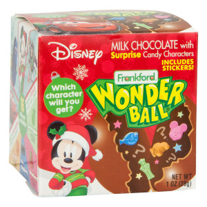 Disney Wonder Ball Christmas 1 Oz