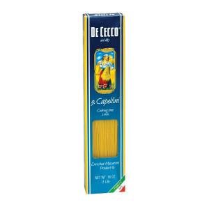 Dececco Angel Hair Pasta 16 Oz Box 9