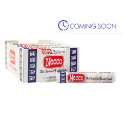 NECCO ORIGINAL CANDY WAFERS 2 OZ ROLL